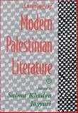 Anthology of Modern Palestinian Literature, , 0231075081