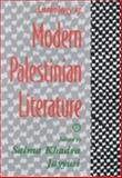 Anthology of Modern Palestinian Literature 9780231075084