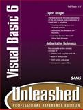 Visual Basic 6 Unleashed : Professional Reference Edition, Thayer, Rob, 0672315084
