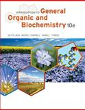 Introduction to General, Organic and Biochemistry 10th Edition