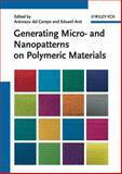 Generating Micro- and Nanopatterns on Polymeric Materials, , 3527325085