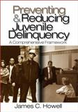 Preventing and Reducing Juvenile Delinquency : A Comprehensive Framework, Howell, James, 0761925082