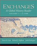 Exchanges Vol. 1 : A Global History Reader, Getz, Trevor R. and Hoffman, Richard J., 0321355083