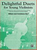 Delightful Duets for Young Violinists, William Starr and Constance Starr, 0914425099
