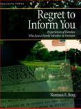 Regret to Inform You, Norman Berg, 1555715095