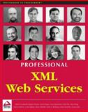 XML Web Services, WROX Author Team, 1861005091