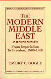 The Modern Middle East 1st Edition