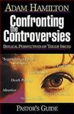 Confronting the Controversies - Pastor's Guide, Adam Hamilton, 0687325099