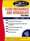 Schaum's Outline of Fluid Mechanics and Hydraulics, Giles, Ranald V. and Liu, Cheng, 0070205094