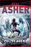 Polity Agent, Neal Asher, 1597805092