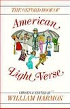 Oxford Book of America Light Verse, , 0195025091