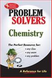 Problem Solver : Chemistry, Research and Education Association Staff and Tyler, A. Lamont, 0878915095