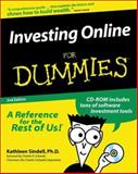 Investing Online for Dummies 9780764505096