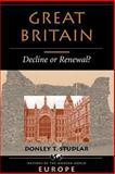 Great Britain, Donley T. Studlar, 0813315093