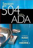 Section 504 and the ADA, Russo, Charles J. and Osborne, Allan G., Jr., 1412955092