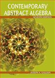 Contemporary Abstract Algebra, Gallian, Joseph, 0547165099