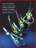 Multivariable Calculus, James Stewart, 0534355099