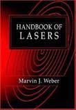 Handbook of Lasers, Weber, Marvin J., 0849335094