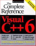 Visual C++ 6 : The Complete Reference, Pappas, Chris and Murray, William, 0078825105