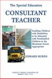 The Special Education Consultant Teacher 9780398075101