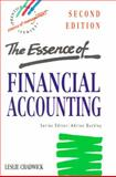 The Essence of Financial Accounting 9780133565102