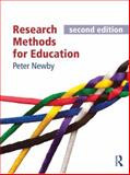 Research Methods for Education, Newby, Peter, 0273775103