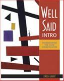 Well Said Intro 1st Edition
