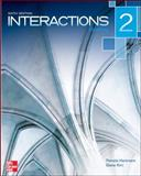 Interactions Level 2 Reading Student Book 6th Edition
