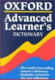 Oxford Advanced Learner's Dictionary, Hornby, A. S., 019431510X