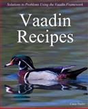 Vaadin Recipes, Casey Taylor, 1478375108