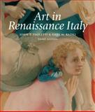 Art in Renaissance Italy 9780131935105