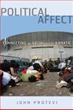 Political Affect, John Protevi, 0816665109