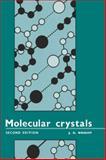 Molecular Crystals, Wright, J. D., 0521465109