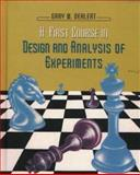 A First Course in Design and Analysis of Experiments, Oehlert, Gary W., 0716735105