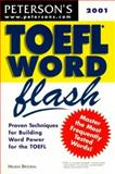 TOEFL Word Flash, Broukal, Milada, 0768905109