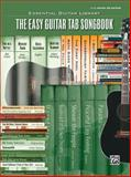The Easy Guitar Tab Songbook, Hal Leonard Corp., 0739045105