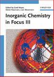 Inorganic Chemistry in Focus III, , 3527315101