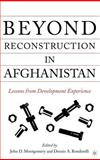 Beyond Reconstruction in Afghanistan : Lessons from Development Experience, , 1403965110