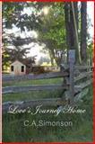 Love's Journey Home, C. Simonson, 1492995118