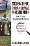 Scientific Paranormal Investigation, Benjamin Radford, 093645511X