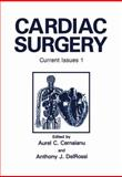 Cardiac Surgery : Current Issues 1, , 1461365112