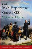 The Irish Experience since 1800 : A Concise History, Hachey, Thomas E. and McCaffrey, Lawrence J., 0765625113