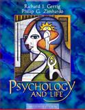 Psychology and Life, Gerrig, Richard J. and Zimbardo, Philip G., 020533511X