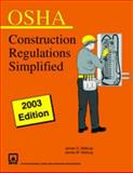 OSHA Stallcup's® Construction Regulations Simplified, Stallcup, James, 0877655111