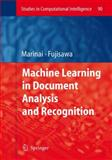Machine Learning in Document Analysis and Recognition, , 3642095119