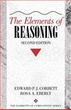 The Elements of Reasoning, Corbett, Edward P. J. and Eberly, Rosa A., 0205315119