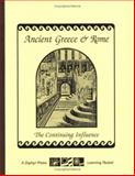 Ancient Greece and Rome, Sue Clements and Bonnie Domin, 091370511X