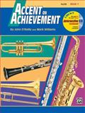 Accent on Achievement, Bk 1, John O'Reilly and Mark Williams, 0739005111