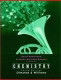 Chemistry : The Molecular Science: Student Solutions Manual, Olmsted, John A. and Williams, Gregory M., 0471035122