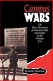Campus Wars : The Peace Movement at American State Universities in the Vietnam Era, Heineman, Kenneth J., 0814735126